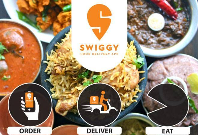 Swiggy Food delivery App